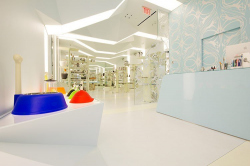 Магазин Alessi – реконструкция