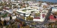 В историческом центре Рыбинска будет построен новый жилой квартал из стекла и бетона