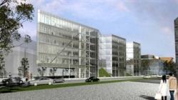 В Таллинне на пустыре на улице Ахтри вырастет офисное здание