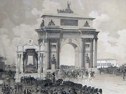 Триумф арки: символ побед вернут в первозданном виде