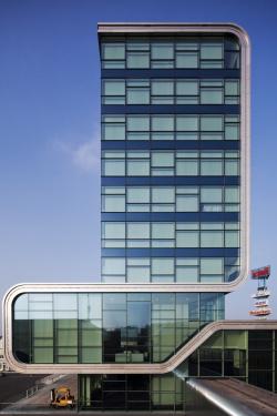 Elicium RAI - новое крыло конгресс-центра RAI в Амстердаме. 2009 © Benthem Crouwel Architekten