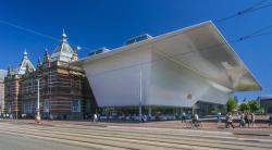 Музей Стеделейк - новое крыло