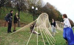 «Спираль» для движения архитектуры