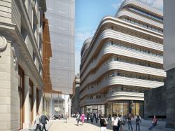 Проект реконструкции рынка Сент-Джеймс