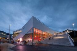 Культурный центр Plassen