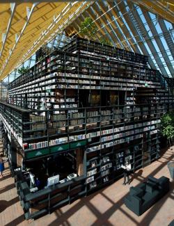 Библиотека Boekenberg в Спейкениссе