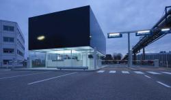 КПП индустриального парка Kleefse Waard