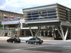 Торговый центр «Галерея Аэропорт» на Ленинградском проспекте