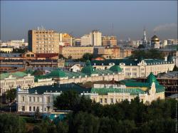 Омск, улица Ленина