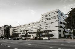 Офисное здание Schlump ONE