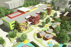 Два детских сада в Щукино
