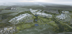 Skolkovo Innovation Center. Master plan