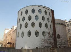 Дом архитектора Мельникова может разрушиться от холода и сырости