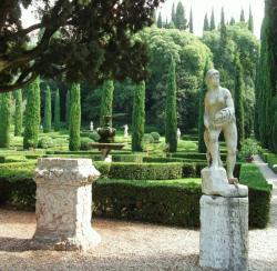 Дворцово-парковый комплекс Джусти в Италии