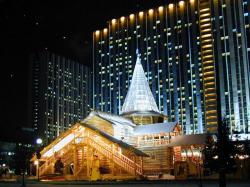 Московский дом Деда Мороза в Измайлове