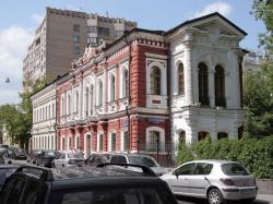 Фондовый магазин «Кредит Суисс» на Гоголевском бульваре