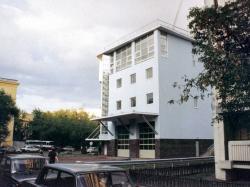 Офисно-административное здание в Горловом тупике