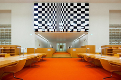 Корпус читальных залов Берлинской государственной библиотеки