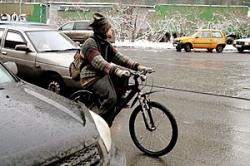 Мы будем долго гнать велосипед?
