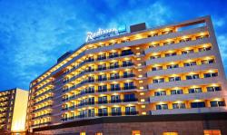 Гостиница Radisson Blu Resort & Congress Hotel