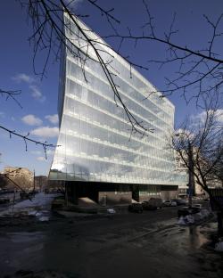 Офисное здание на улице Щепкина, вл.61/2
