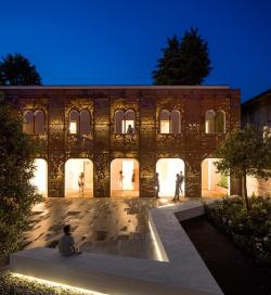 Реконструкция Палаццо Кампьелло