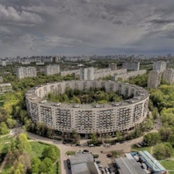 Окольцованная «панель» архитектора Стамо
