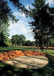Курорт с видом на гольф