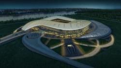 Стадион Чемпионата мира по футболу 2018 в Ростове-на-Дону