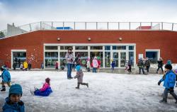 «Пассивный» детский сад в Остдёйнкерке