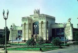 Сталинградский павильон на ВСХВ-ВВЦ
