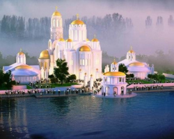 В Киеве построят уникальную церковь