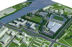 Как будут перестраивать стадион «Динамо» на Крестовском острове
