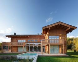 Частный загородный дом Locomotion-1