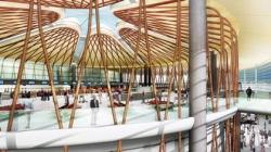 Терминал международного аэропорта Алма-Аты