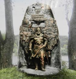 Граждане против разрушения исторического ландшафта Старой Ладоги