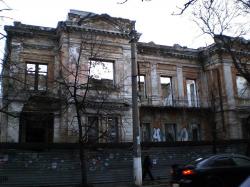 Дом Арендтов в Симферополе. Фото Лидии Михайловой
