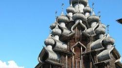 Любовь к деревянным храмам