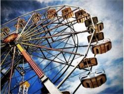 Омское отделение ВООПИК рекомендует построить колесо обозрения на Левобережье