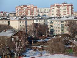 Город в комплексе