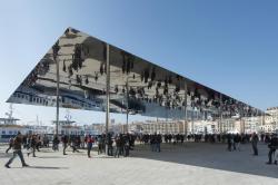 Павильон Старого порта в Марселе
