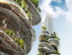 Зеленые вертикали