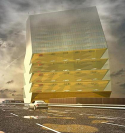 Maxwan. Проект небоскреба для Роттердама