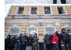 Защитники нижегородской архитектуры объявили дом на Ильинке «охраняемым от государства»