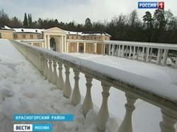 """""""Архангельское"""" - в кольце стройплощадки"""