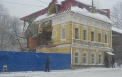 Снос спорного нижегородского дома на Ильинской приостановлен на 45 дней