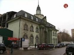 Власти Москвы пытаются спасти архитектурный ансамбль скаковых конюшен