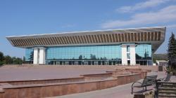 Дворец Республики в Алма-Ате – реконструкция