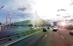 «Бережки – город для жизни». Конкурсный проект развития территории на Бережковской набережной