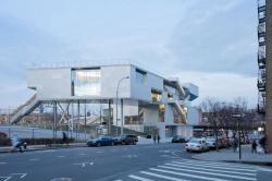 Спортивный центр Кэмпбелла Колумбийского университета